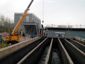 浑南新区产业区污水处理厂升级改造