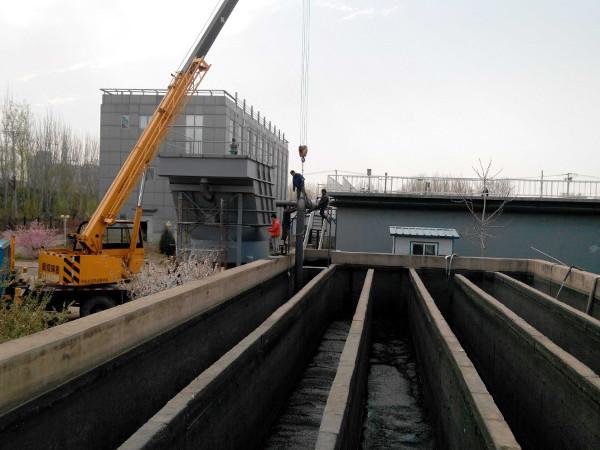 浑南新区产业区污水处理厂